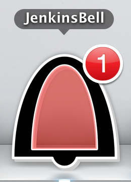 Color changing dock icon for your convenience.