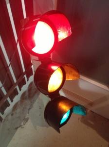German Traffic Light
